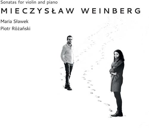 Mieczyslaw Weinberg: Sonatas for Violin & Piano