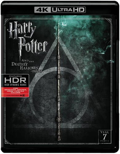 Harry Potter and the Deathly Hallows, Part 2 [4K Ultra HD Blu-ray] [UltraViolet]