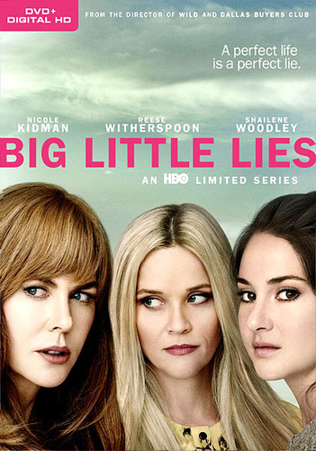 Big Little Lies: Season 1 [UltraViolet] [3 Discs]