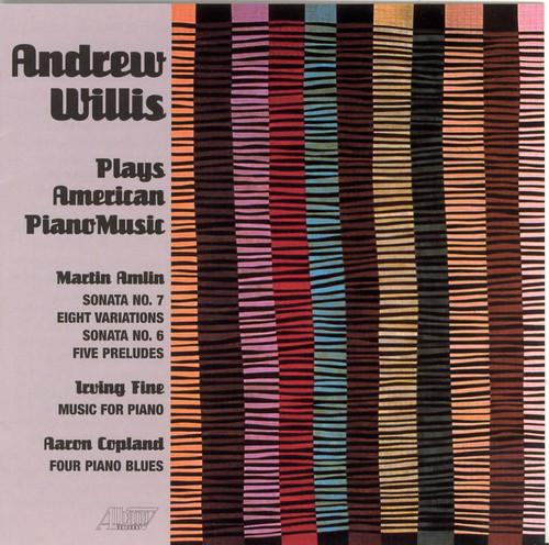Willis Plays American Piano Music
