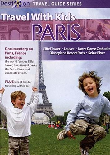Travel With Kids - Paris