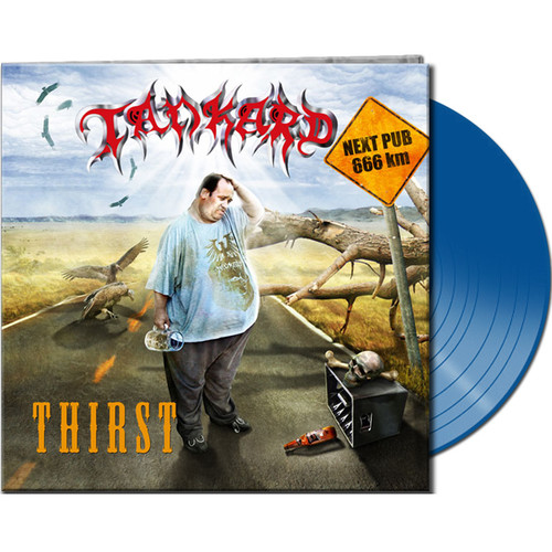 Thirst (Clear Blue Vinyl)