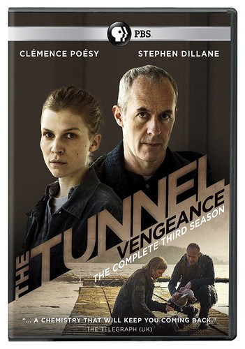 The Tunnel: The Complete Third Season - Vengeance