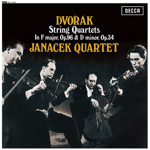 Dvorak: String Quartets