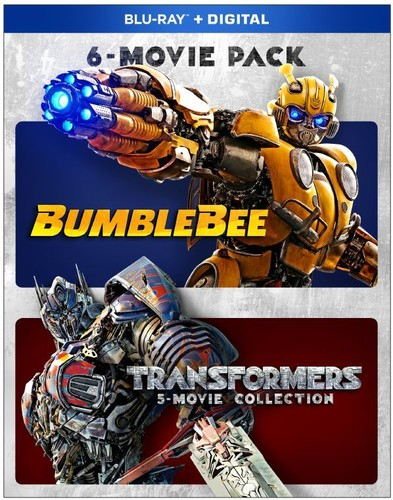 Bumblebee And Transformers Ultimate 6-Movie Collection