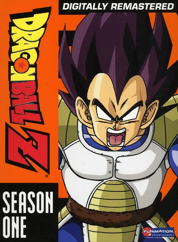 Dragon Ball Z: Season 1 - Vegeta Saga