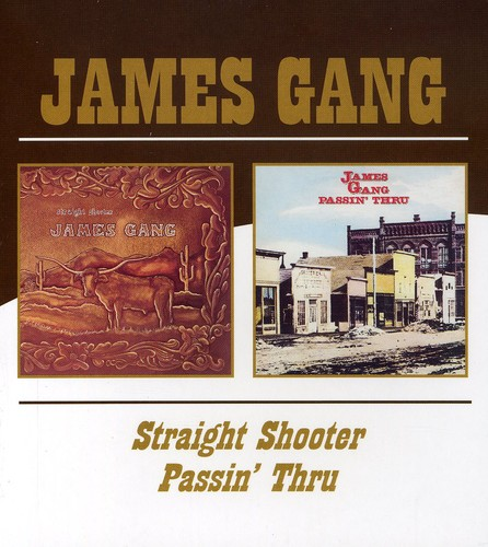 James Gang-Straight Shooter/Passin' Thru