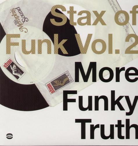 Stax of Funk 2: More Funky Truth /  Various [Import]