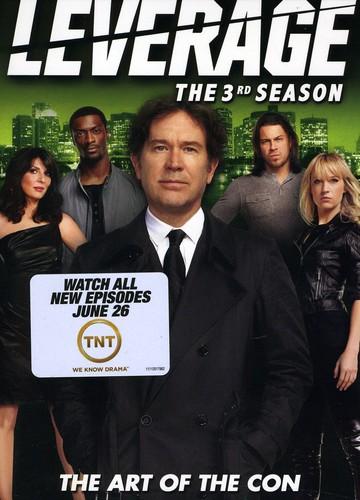 Leverage: The 3rd Season