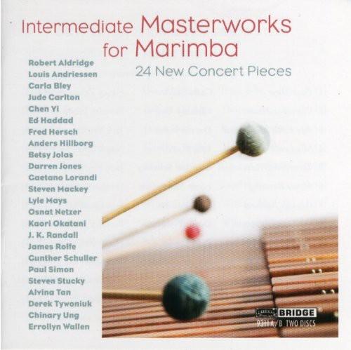 Masterworks for Marimba