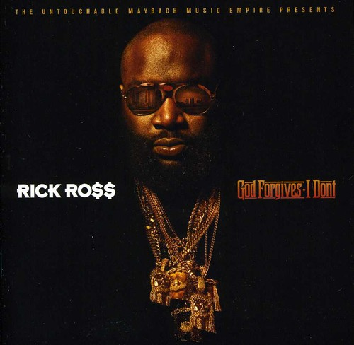 Rick Ross-God Forgives, I Don't