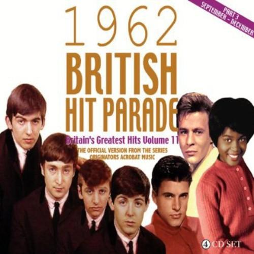 1962 British Hit Parade Part 3: Sept-Dec