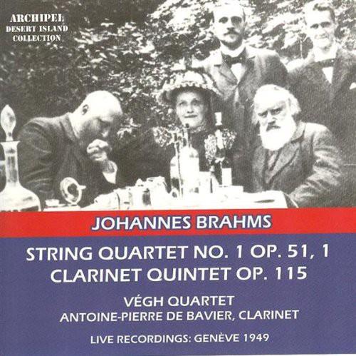 String Quartet No 1 Op 51