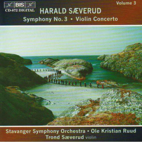 Symphony 3 /  Violin Concerto