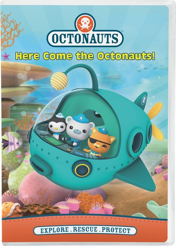 Octonauts: Here Come the Octonauts!