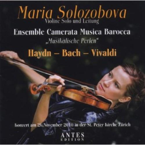 Musicalische Perlen: Concert for Solo Violin