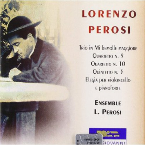 Trio /  Quartets /  Quintet /  Elegie Cello & Piano