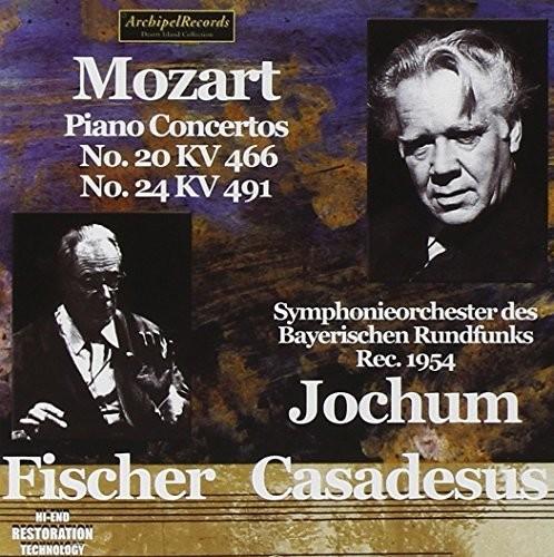 Klavierkonzerte 20 & 24