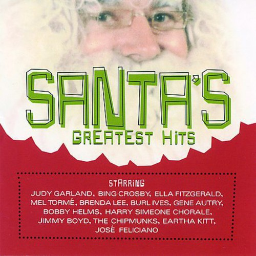 Various Artists-Santa's Greatest Hits