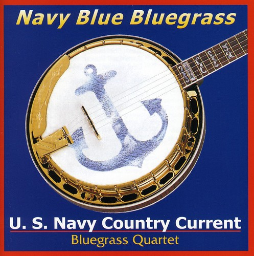 Navy Blue Bluegrass