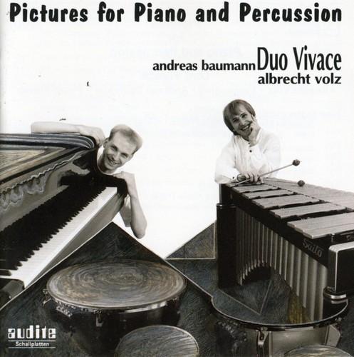 Music for Piano & Percussion