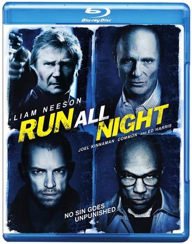 Run All Night [UltraViolet] [Blu-ray/DVD] [2 Discs]