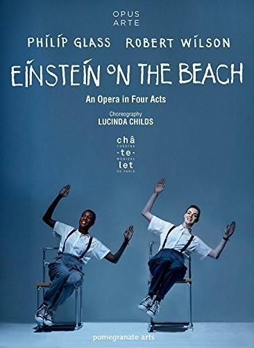 Glass & Wilson: Einstein on the Beach