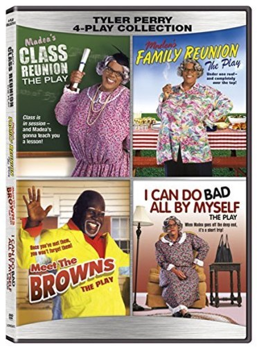 Tyler Perry 4-Play Collection