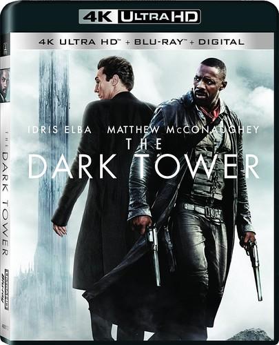 Dark Tower [4K Ultra HD Blu-ray/Blu-ray]