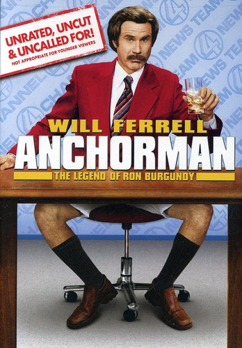 Anchorman: Legend of Ron Burgundy
