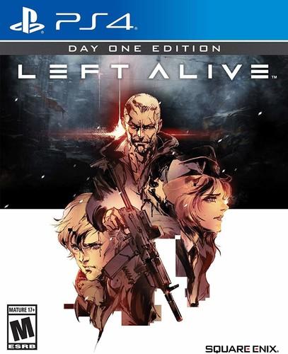 Left Alive for PlayStation 4