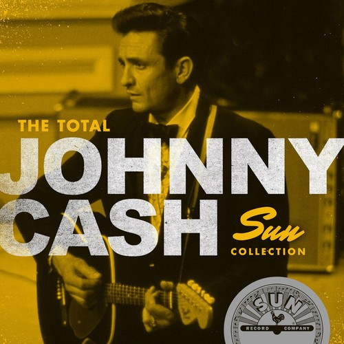 Total Johnny Cash Sun Collection