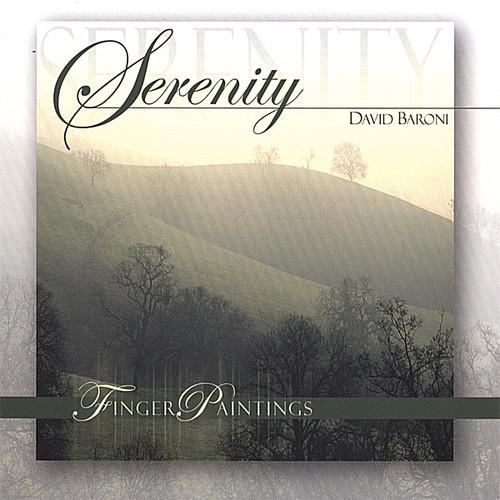 Fingerpaintings: Serenity