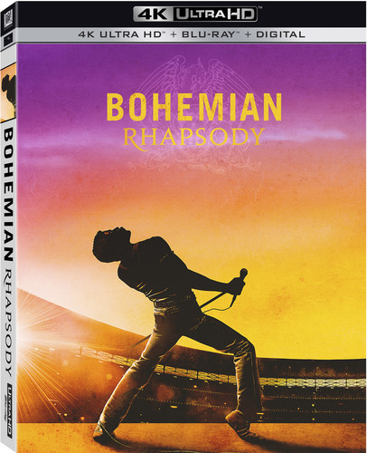 Bohemian Rhapsody [4K Ultra HD Blu-ray/Blu-ray] [DTS]