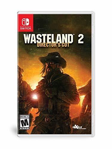 Wasteland 2 for Nintendo Switch