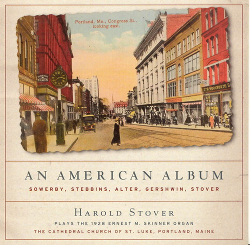 American Album: Music for Organ /  Various