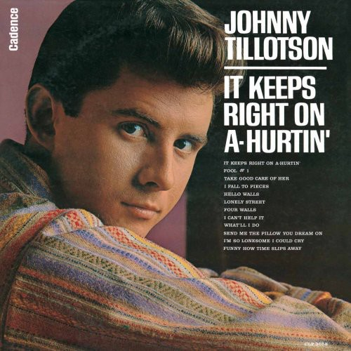 Johnny Tillotson-You Can Never Stop Me Loving You