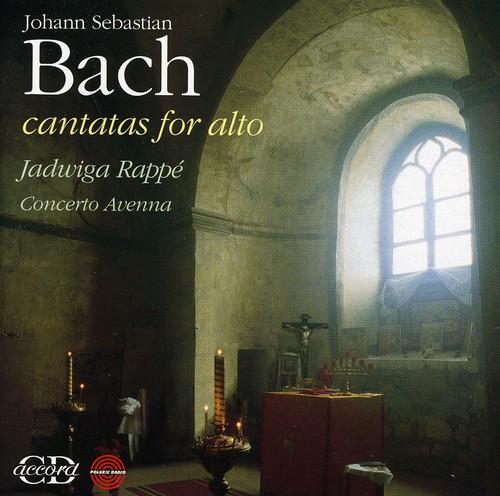 Cantatas for Alto