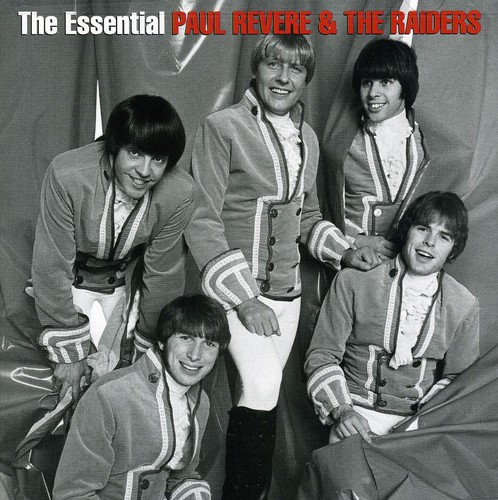 The Essential Paul Revere and The Raiders