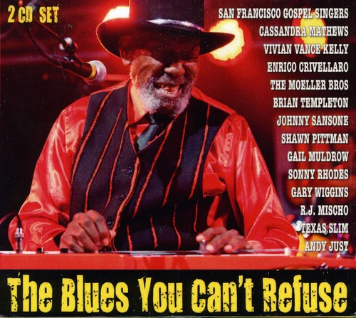 Blues You Can't Refuse /  Various