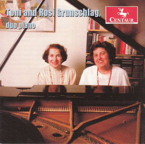 Toni & Rosi Grunschlag: Duo Piano