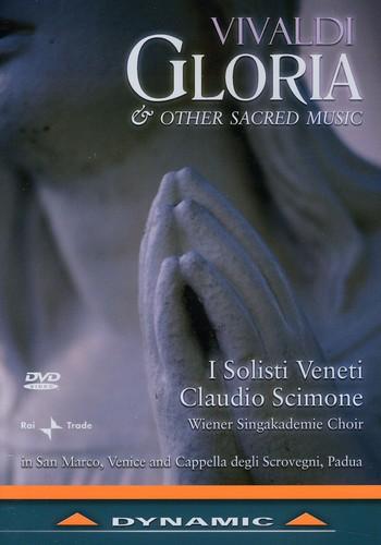 Gloria & Other Sacred Works
