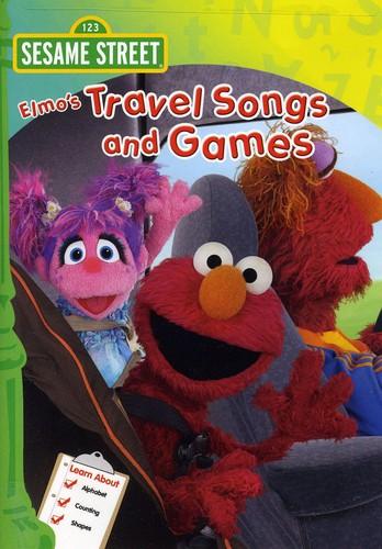 Elmo's Travel Songs And Games [Full Frame]