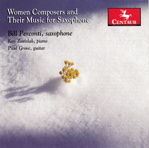 Woman Composers & Their Music for Saxophone