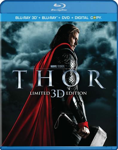 Thor [3D] [Blu-ray/DVD]