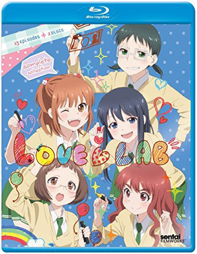 Love Lab: Complete Collection