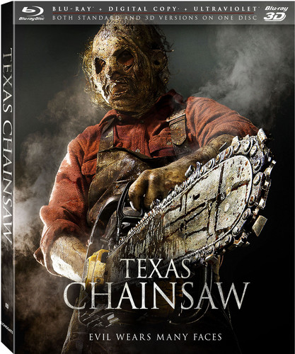 Texas Chainsaw [2D/3D] [Blu-ray]