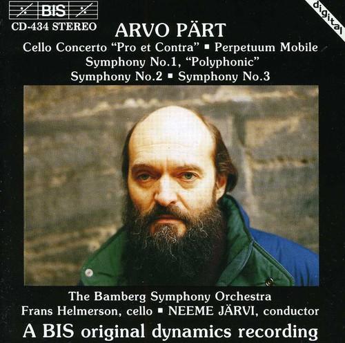 3 Symphonies /  Cello Concertos