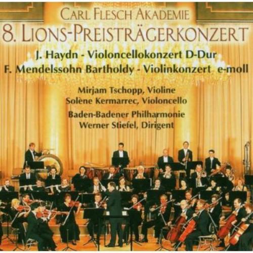 8 Lions-Preistagerkonzert