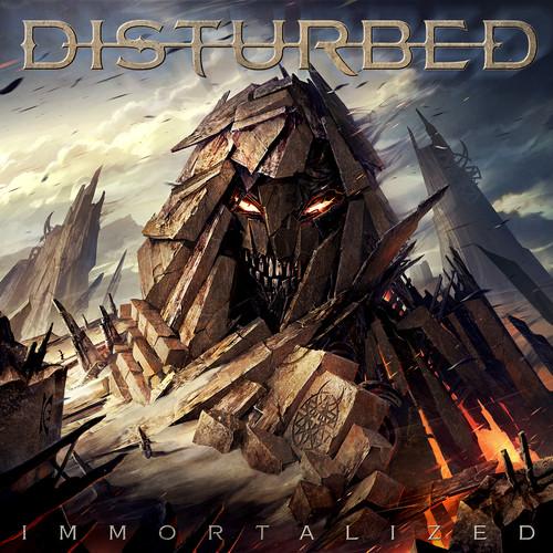 Immortalized , Disturbed